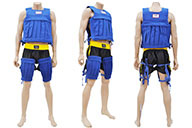 Weight Training Vest and Ankle