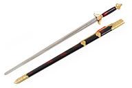 Épée Moderne «Guiding», Compétition, Poignée Bois Laqué