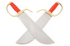 Couteaux Yong Chun Quan (Hu Die Dao) 4
