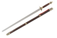 Tai Ji, Tai Chi Straightsword (Upper range, Semi-Rigid)