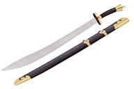 Sabre Traditionnel Inox, Lame Semi Flexible