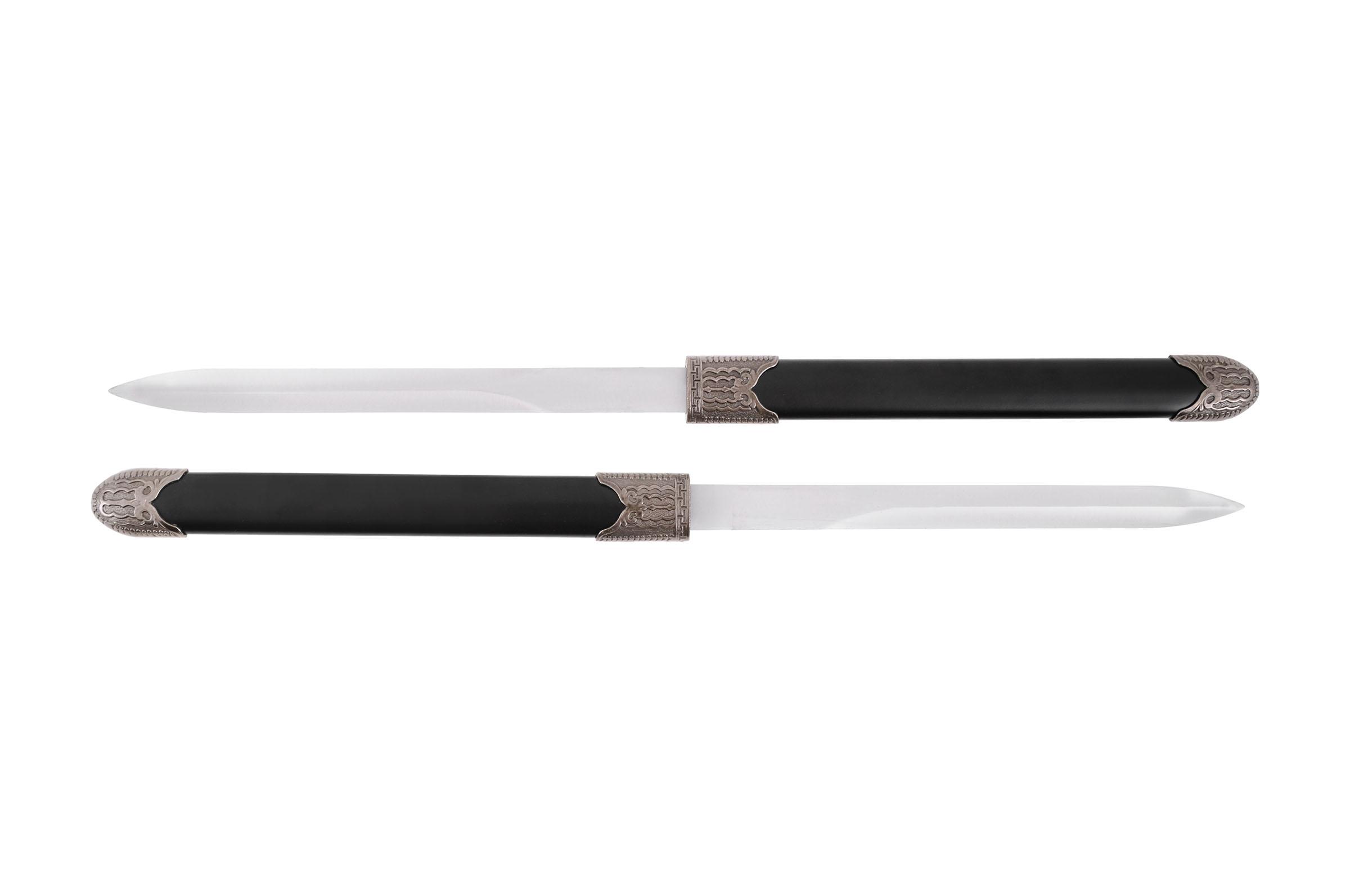 Bâton Double Épée