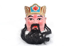 Tête de Bonheur «Fu Lu Shou»
