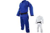 Kimono de Judo traditionnel Japonais, J750, Adidas