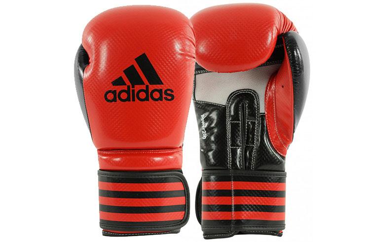 Multi boxing gloves adipbg200 power200 adidas - Gants de boxe vintage ...