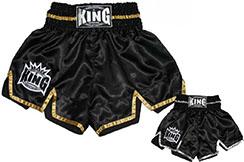Short de K-1, King, K1K