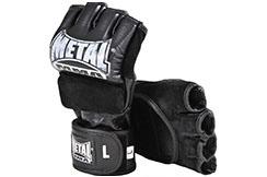 Gants MMA, Combat Libre, Sans Pouce, Metal Boxe MB593
