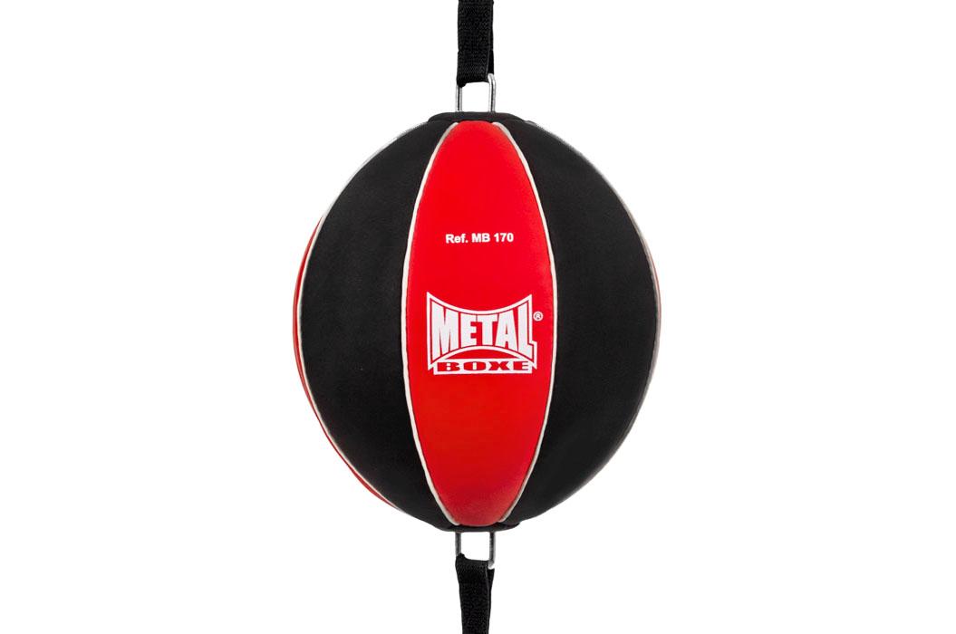 Ballon Double Élastique, Metal Boxe MB170