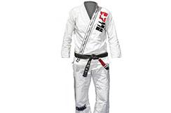 Kimono Jiu Jitsu Brésilien «Bahia», Metal Boxe MBJB301/4