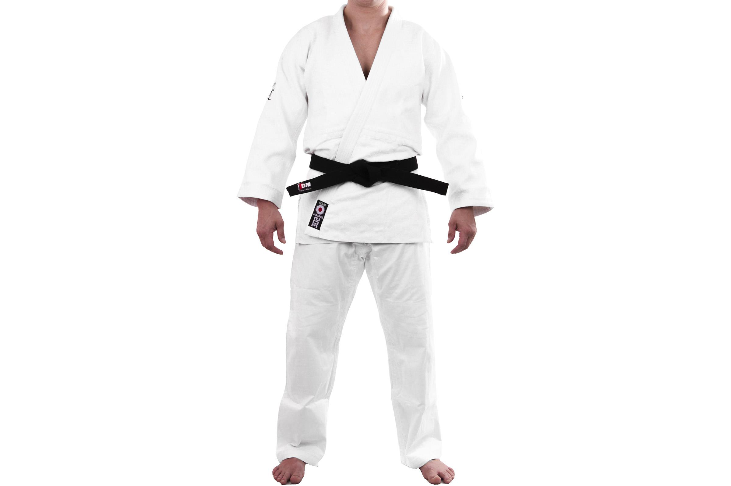 Kimono Judo Grain de Riz Compétition, Dojo Master DMKJ302
