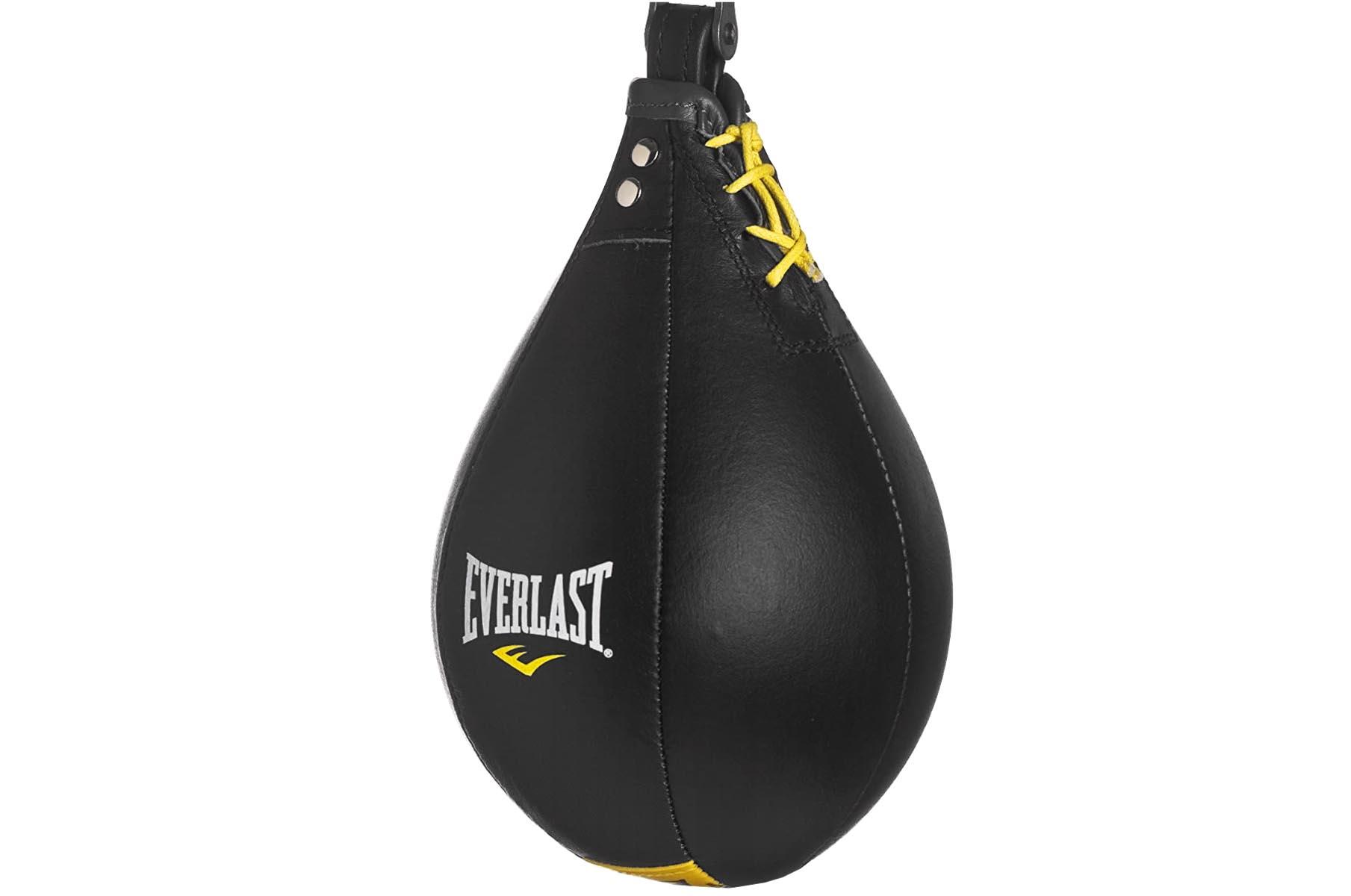 leather speed bag everlast