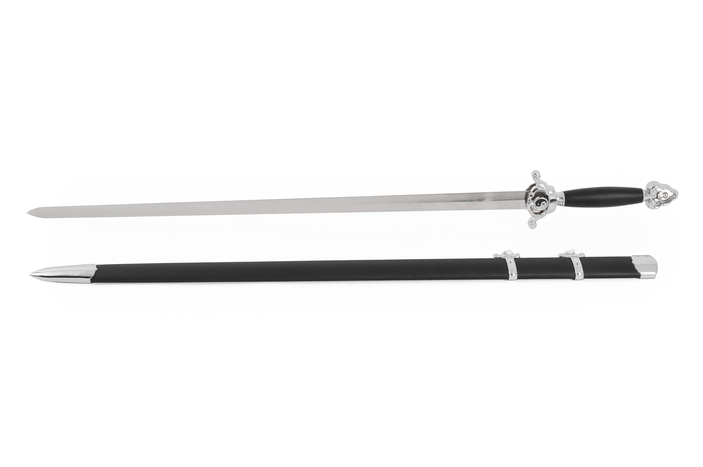 Épée Tai Ji, Tai Chi Yin Yang