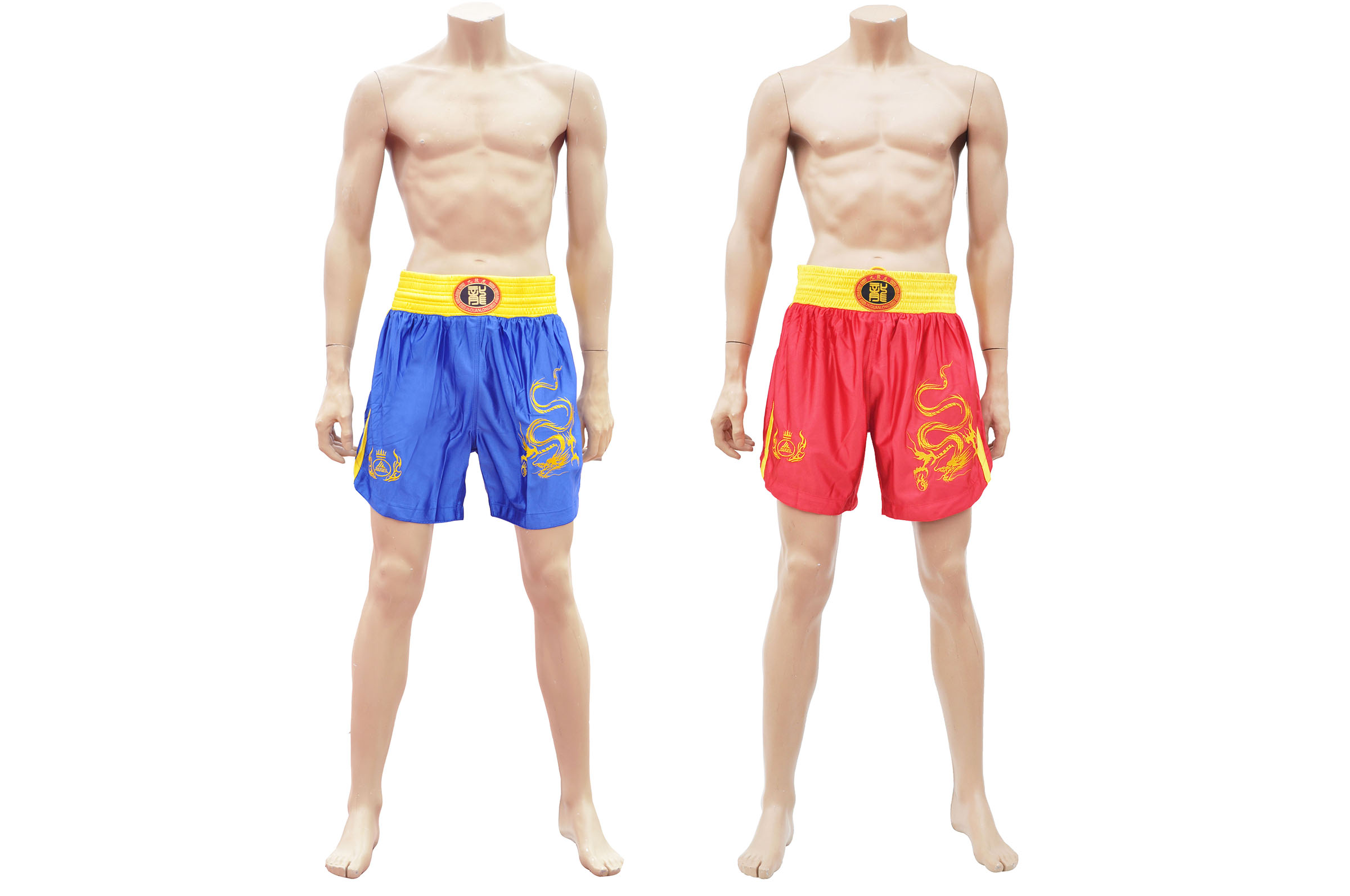 Short Boxe Chinoise Sanda Club, Dragon