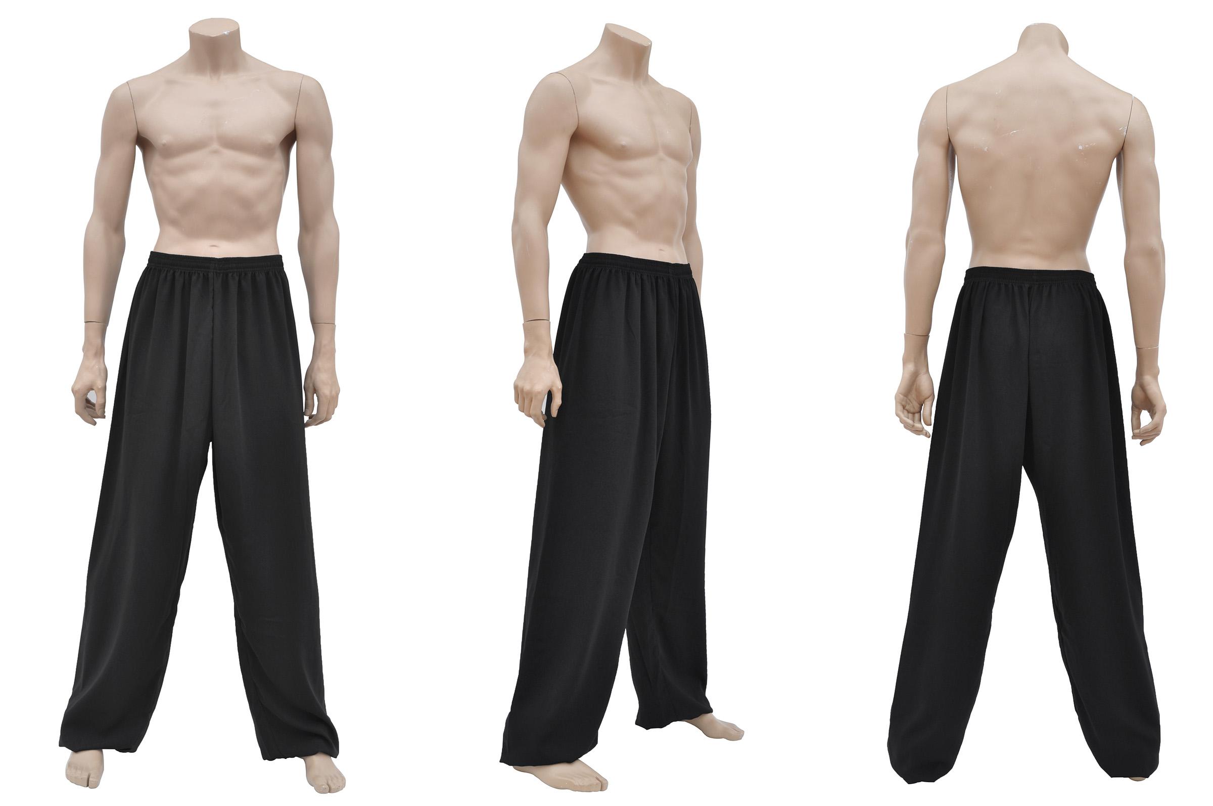 Pantalon Kung-fu, Tai Chi, Classique Haut de Gamme
