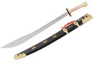 Traditional Broadsword, Flexible Blade