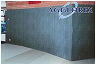Tapis de protection murale Agglorex