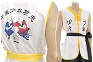 Luo Han Monk Top