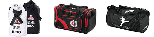Judo sports bags