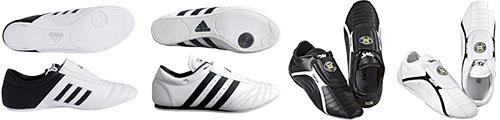 Zapatos de Taekwondo