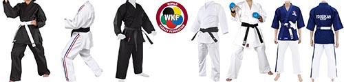 Kimonos de Karate