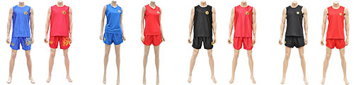 Chinese boxing / sanda uniforms & shorts