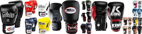 Thai boxing / muay thai gloves
