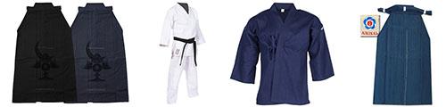 Kimonos de Aikido