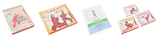 Kung-fu videos & books