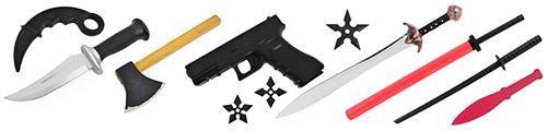 Armes Factices, Entraînement