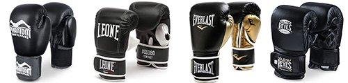 Bag & sparring gloves