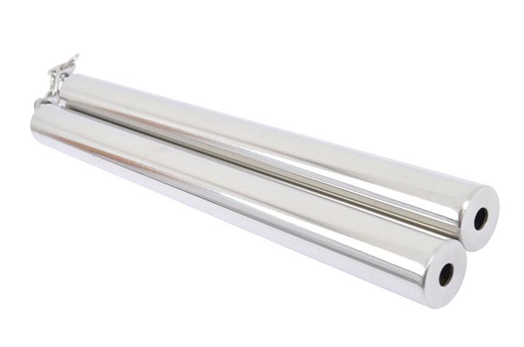Nunchaku, Light - Stainless Steel & Chain