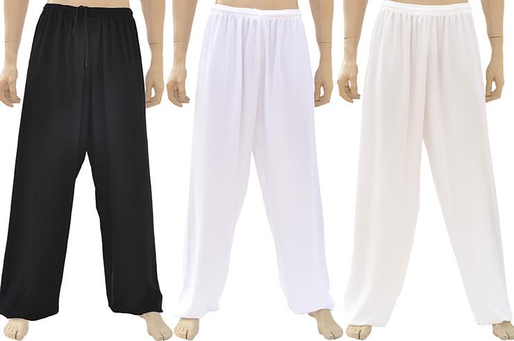 Pantalón Kung Fu, Tai Chi, Clásico