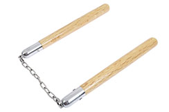 Nunchaku - Wood & Chain