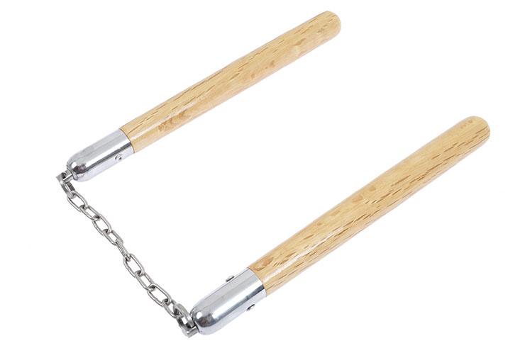 Nunchaku - Wood & Chain