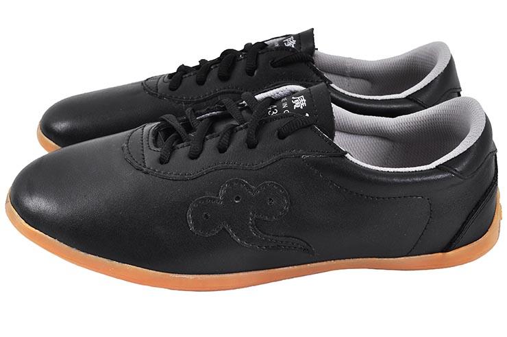 Chaussures Taiji «Qiankun» Noires