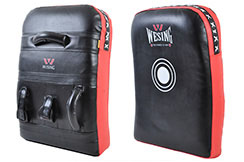 Large Curved Chest Punch Pad, Wesing
