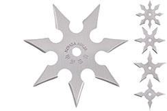 Étoiles de Ninja «Shuriken»