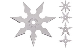 Ninja Shuriken Throwing Star - Traditional, Kohga Ninja