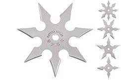 Estrellas de Ninja 'Shuriken'