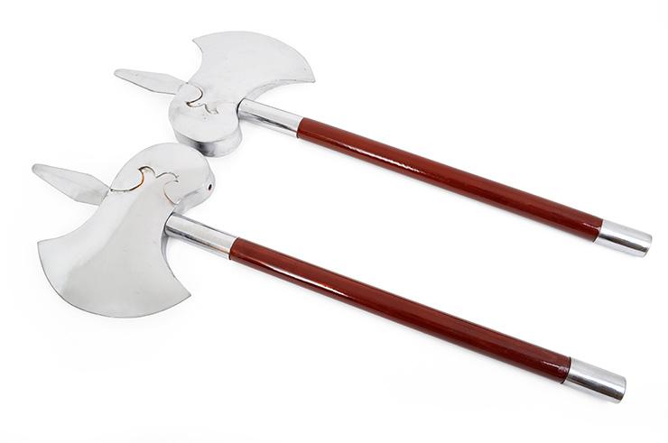 Single Blade Axe Pair