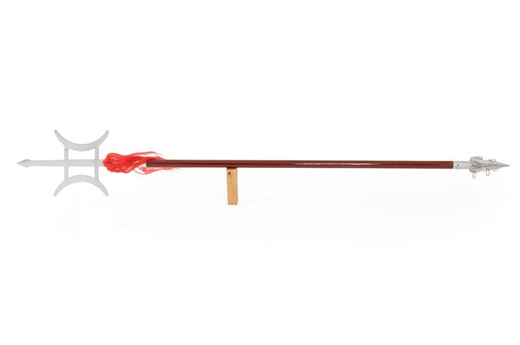 Double Halberd Spear
