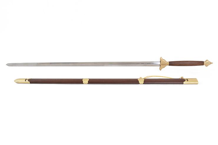 Épée à Deux Mains Haut de Gamme - Rigide