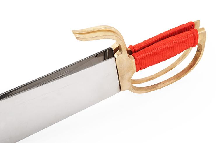 Cuchillos Yong Chun Quan (Hu Die Dao) 4