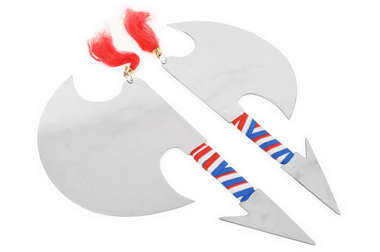 Mandarin Duck Knives