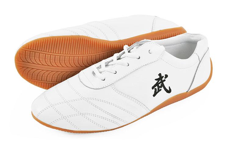 Zapatos Taolu «Wu», blancos