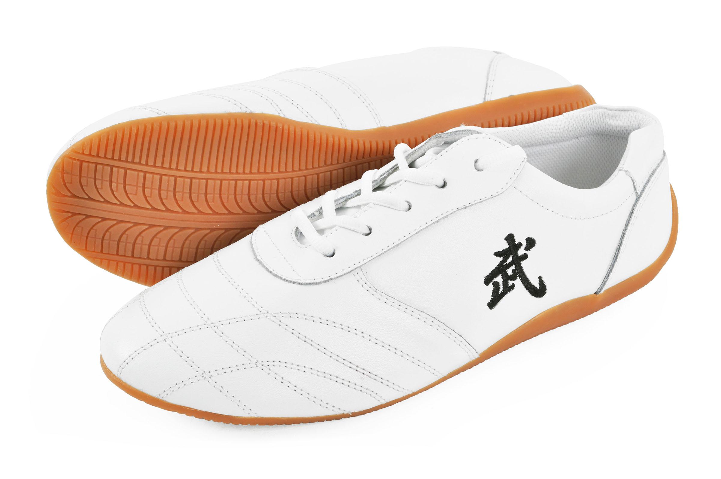 Chaussures Taolu «Wu», Blanches
