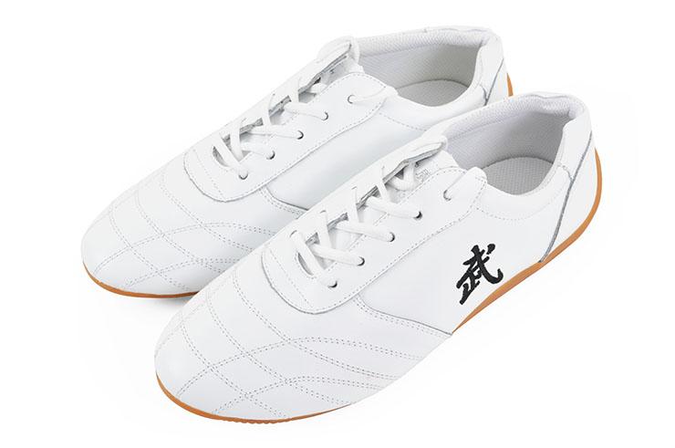 «Wu» Taolu Shoes, White