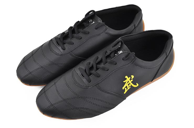 Zapatos Taolu «Wu», negros