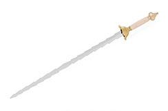 Épée Hérisson à Pointes