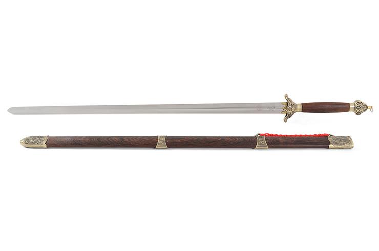 Épée Tai Ji, Tai Chi (Haut de gamme, Semi Rigide)